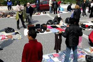 03716163b447 Περίπου 2.000 είδη παραεμπορίου κατασχέθηκαν στη Θεσσαλονίκη – Newsbeast