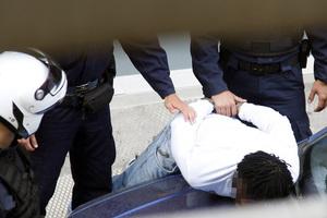 Επτά άτομα συνελήφθησαν στον Έβρο