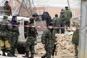 Επίθεση αυτοκτονίας στον Καύκασο