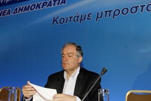 Ο Κ. Τασούλας νέος πρόεδρος του Ινστιτούτου «Κ. Καραμανλής»