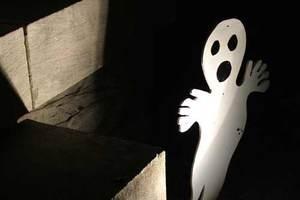 Συνάντηση με ένα...φάντασμα