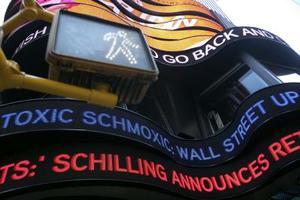 Οριακά κέρδη στο χρηματιστήριο της Νέας Υόρκης