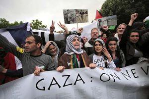 «Όχι» στον αποκλεισμό της Γάζας από Συρία – Τουρκία