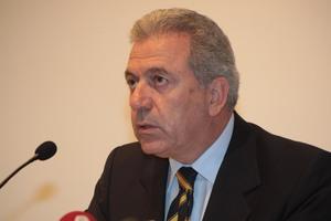 Ο Αβραμόπουλος στο Πανεπιστήμιο Χάρβαρντ