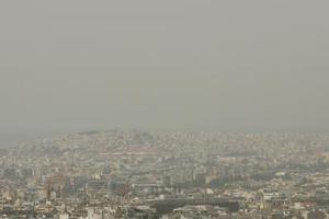 Ξεπέρασαν τα επιτρεπόμενα επίπεδα οι τιμές του όζοντος