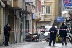 Κούρδοι πίσω από το χτύπημα στην Κωνσταντινούπολη