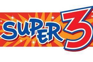 Η 1η κλήρωση του SUPER 3
