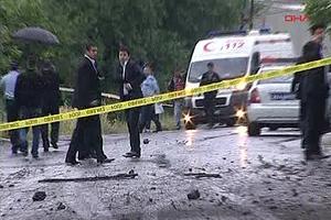 Ισχυρή έκρηξη σε αρχηγείο της αστυνομίας