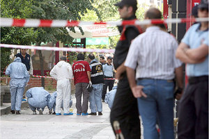 Νεκροί δύο Τούρκοι αστυνομικοί στα σύνορα με τη Συρία