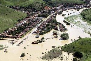 Πνίγηκε η Βραζιλία