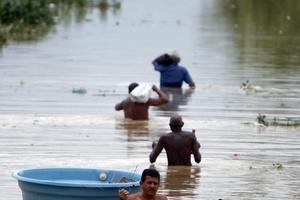 «Φονικές πλημμύρες» στη Βραζιλία
