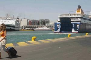 Αύξηση στη διακίνηση επιβατών κρουαζιέρας από το λιμάνι του Πειραιά το 2013