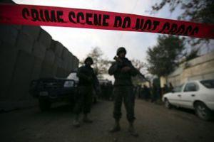 Νέα επίθεση αυτοκτονίας στο Αφγανιστάν