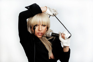 H Lady Gaga των 1 και 1 μίλκο