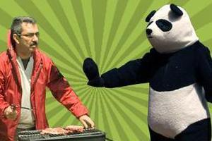 Ένα Panda δεν μπορεί να κάνει τα πάντα…