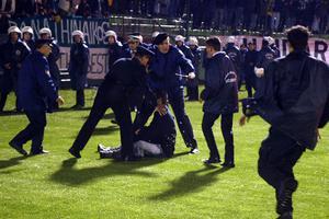 Επί τάπητος η αντιμετώπιση της βίας στα γήπεδα