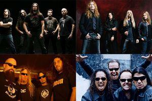 Σάρωσαν οι Metallica στο Terra Vibe