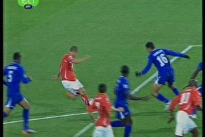 Ελβετία-Ονδούρα 0-0