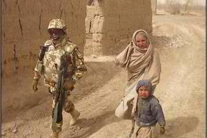 Ανυπεράσπιστα τα παιδιά στο Αφγανιστάν