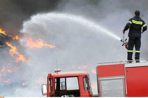 Υπό μερικό έλεγχο η πυρκαγιά στο Βορειοανατολικό Πήλιο
