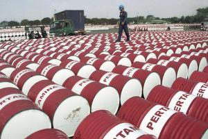 Πτώση στις πωλήσεις του πετρελαίου