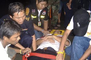 Ενέδρες θανάτου στην Ταϊλάνδη