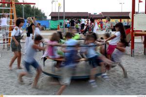 Αναβαθμίζονται 22 παιδικές χαρές στον Δήμο Αιγάλεω