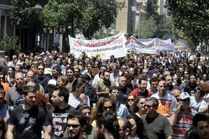 Πανελλαδική απεργία την Πέμπτη