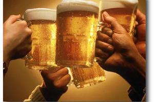 Και πίνω μπύρες, πίνω μπύρες…