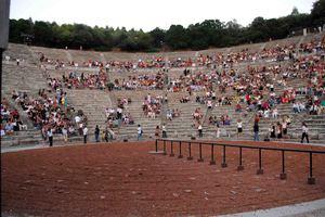 «Πράσινο φως» για τις παραστάσεις στο μικρό θέατρο της Επιδαύρου