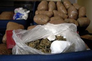 Πέταξαν ναρκωτικά στις Φυλακές Ανηλίκων