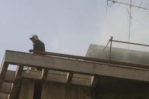 Τέθηκε υπό έλεγχο φωτιά στη Θεσσαλονίκη