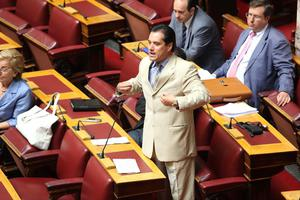 Επίθεση Άδωνι στον Κ. Μητσοτάκη για τις περικοπές στους βουλευτές