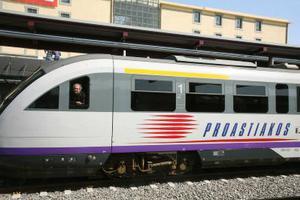 Από Δευτέρα η προαστιακή γραμμή Στ. Λαρίσης-Άνω Λιόσια