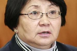 Η πρώτη γυναίκα πρόεδρος στο Κιργιστάν