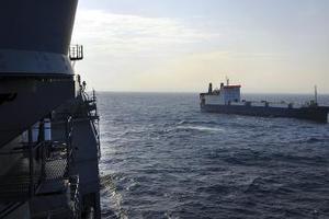 Εντοπίστηκε στην Αίγυπτο το σκάφος που μετέφερε όπλα
