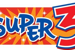 Η 3η κλήρωση του SUPER 3