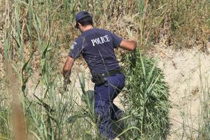 Σύλληψη για κατοχή χασίς