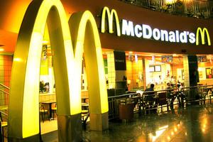 Η McDonald's επεκτείνεται σε Κίνα, Χονκγ Κονγκ και Κορέα