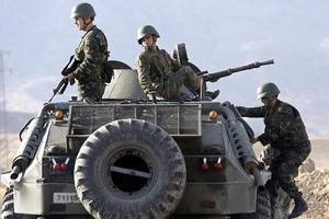 Νεκροί Τούρκοι στρατιώτες από μαχητές του PKK