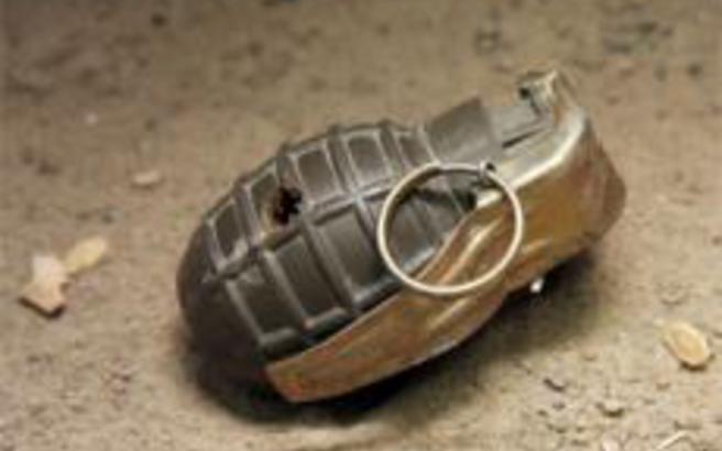 Βρέθηκαν τέσσερις χειροβομβίδες σε οικόπεδο της Πάτρας