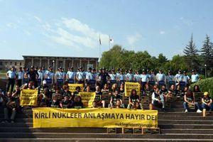 Αλληλεγγύη Οικολόγων – Πράσινων σε Τούρκους ακτιβιστές