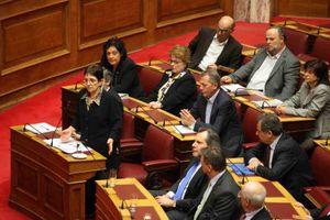 Πρόταση νόμου για την κατάργηση των μνημονίων