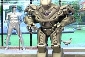 Ένα ρομπότ θα μας σώσει