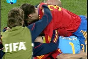 Στον τελικό η Ισπανία