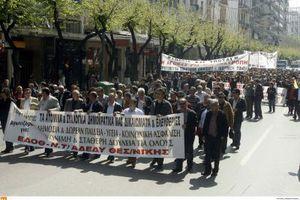 Και η Θεσσαλονίκη απεργεί αύριο