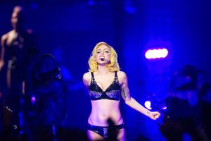 Η Lady Gaga στη Νέα Υόρκη