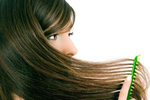 Φτιάξτε μαλακτικό για ξηρά μαλλιά