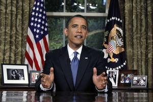 Ικανοποίηση Ομπάμα για την ψήφιση του ν/σ