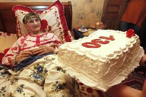 Γιόρτασε τα 130ά γενέθλιά της!!!